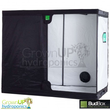 BudBox Pro XXL White - 1.2 x 2.4 x 2m - Indoor Grow Tent