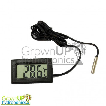 Digital Grow Room Thermometer
