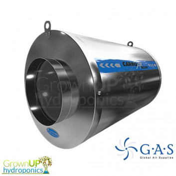 CarboAir Inline Carbon Filters - Quality Carbon Filters