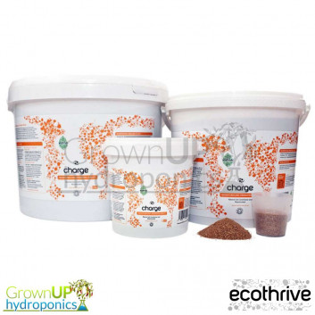 EcoThrive Charge - Organic Soil/Coco Conditioner and Bio Stimulant - Insect Frass