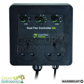 Control Freak - Dual Fan Controller - 6A (Twin)