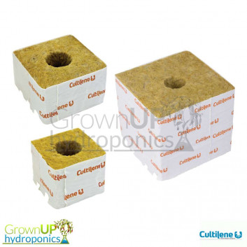 Cultilene Grow Cubes - 3, 4 and 6 inch - Large hole