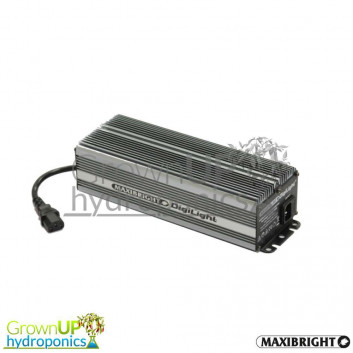 MaxiBright Digilight 600w Digital Ballast