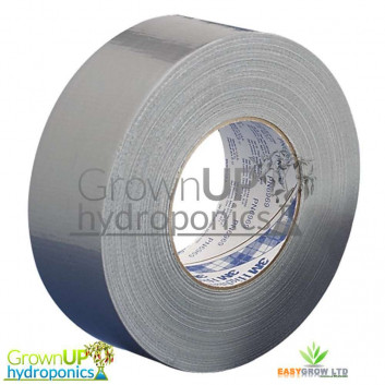 Duct Tape - 50mm x 50m - Duct/Cloth/Gaffer Tape - Hydroponics Accessories