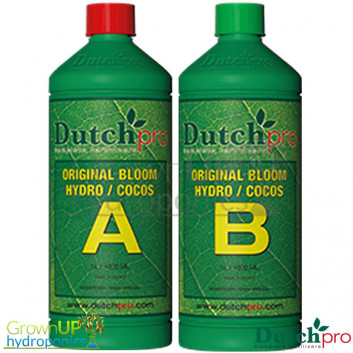 Ducth Pro - Soil / Coco / Hydro - Grow and/or Bloom - 1 or 5 Litres