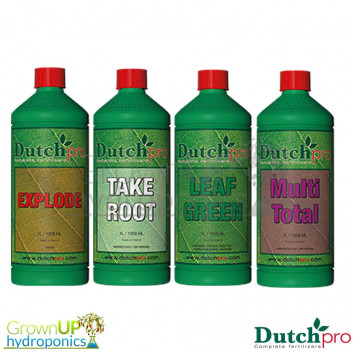 Ducth Pro - Explode - Take Root - Leaf Green - Multi Total