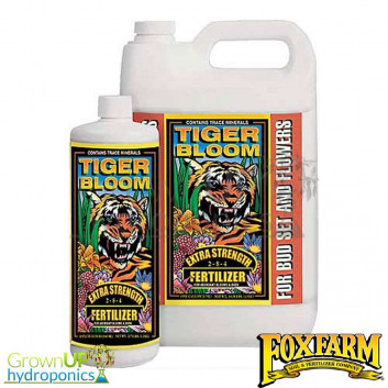 FoxFarm Tiger Bloom -  Blossom Builder