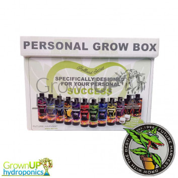 Future Harvest - Personal Grow Box - Nutrient Kit