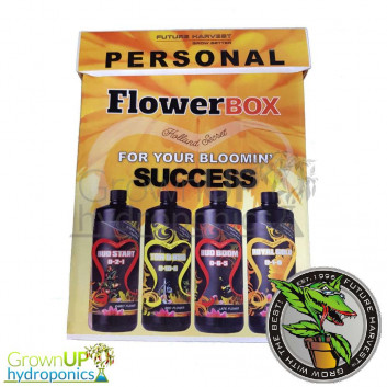 Future Harvest - Personal Flower Box - Nutrient Kit