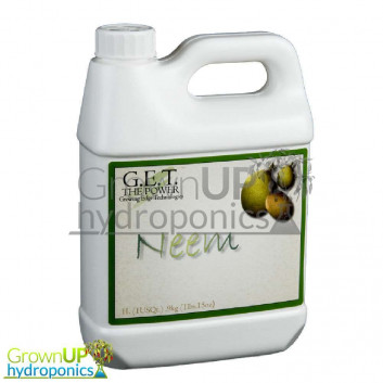G.E.T. Neem Oil - Plant Spray - Insect Deterrent