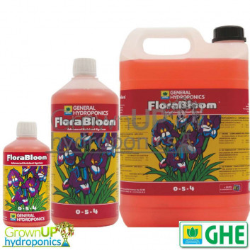 GHE Flora Bloom - Range