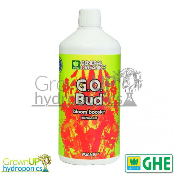 GHE G.O. Bud - 500ml, 1L or 5L