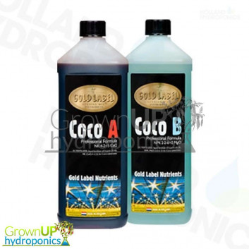 Gold Label - Coco A+B Nutrient