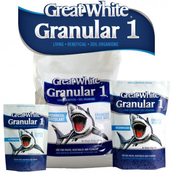 Great White Granular Mycorrhizae