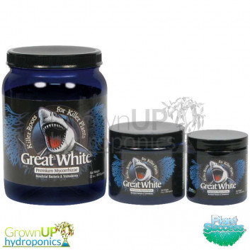 Great White Mycorrhizae - Beneficial Bacteria