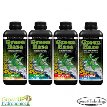 GreenHaze Grow and/or Bloom - 1 or 5 Litre