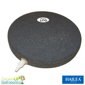 Hailea Round Grey Air Stones - 100mm, 125mm or 150mm - Add Oxygen to your tank