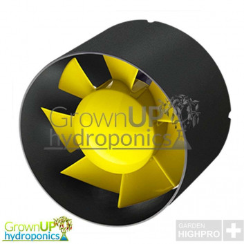 HighPro Inline duct Fans - Hydroponics / Indoor Growing Intake fans