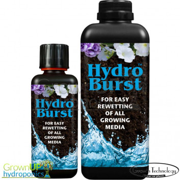 HydroBurst Rewetting Agent - Even Nutrient/Water Distribution
