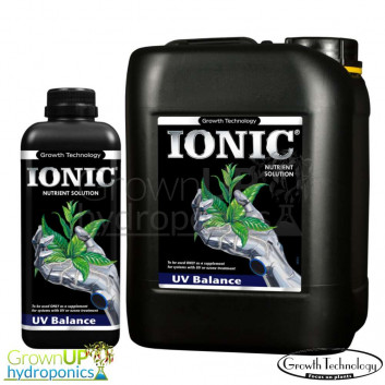 IONIC UV Balance - Avoid Deficiencies - 1 or 5 Litre