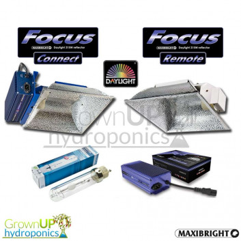 MaxiBright 315w Daylight Focus Kits