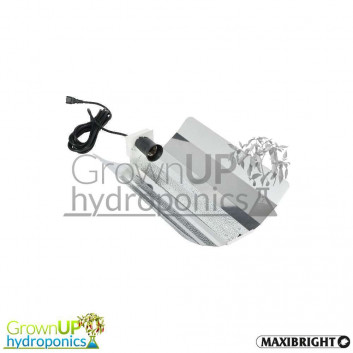 Plus Reflector - High Shine Mirror Finish - Strong Spine - 150w - 1000w