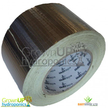 Metal Cross Weave Tape - 75mm x 46m