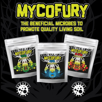 MycoFury - Beneficial Microbes, Bacteria and Fungi