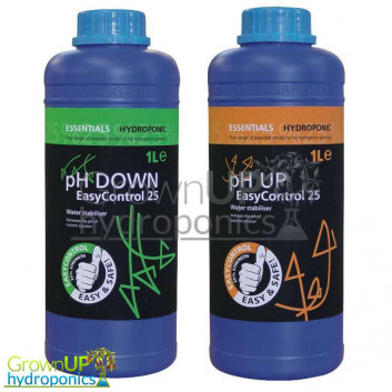 Easy pH Up, Down or Both - 250ml or 1 Litre