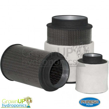 Phresh Intake Filter - Air Scrubbing and Filtration for your Grow Room