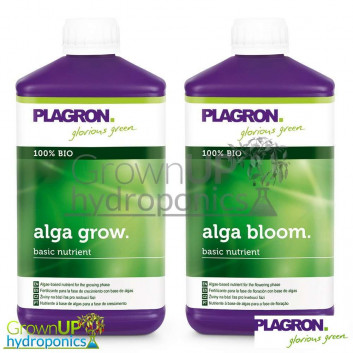 Plagron - Alga/Soil - Organic Grow / Bloom