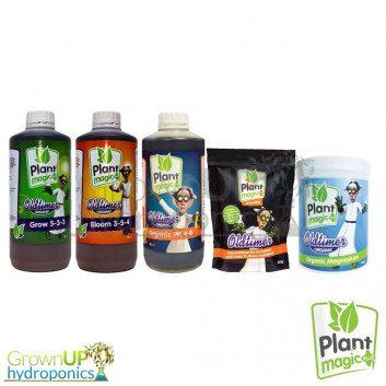 Plant Magic OldTimer Organic Range