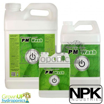 PM Wash - RTU Foliar Feed - NPK Industries