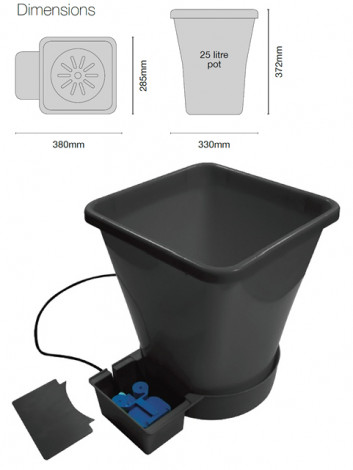 1POT XL MODULE (ONLY)
