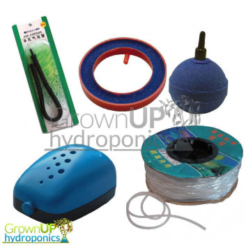 Air Pump, Line and Stone Kit