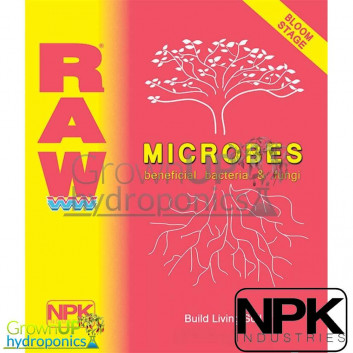 RAW - Bloom Microbes - 100% Water Soluble