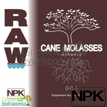 RAW - Cane Molasses - 100% Water Soluble