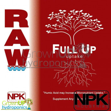 RAW - Full Up - 100% Water Soluble Fulvic Acid