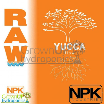 RAW - Yucca - 100% Water Soluble Yucca Extract