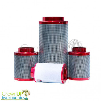 Red Scorpion Carbon Filters - Odour Control