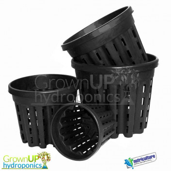 Root Pruning Pots - 2 to 20 Litre