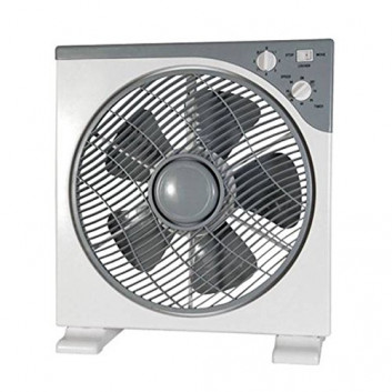 12 inch - 30cm Box Fan - Hydroponics / Indoor Growing Air Mover