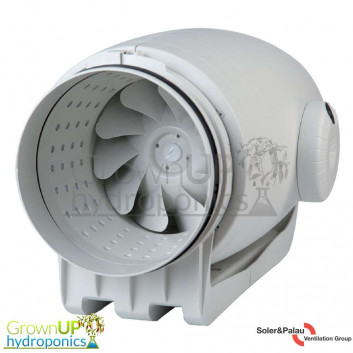 Soler and Palau TD Silent Range - Hydroponics Acoustic Extractor Fan