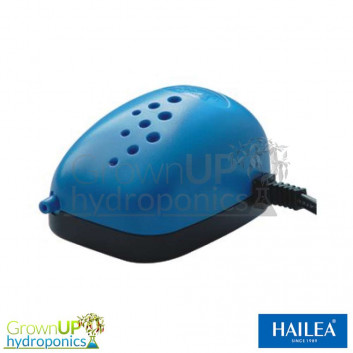 Single outlet air pump - Hydroponics or Aquarium - NFT/Ebb