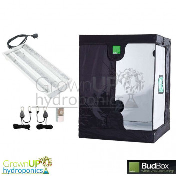 Small BudBox Complete Kit - 11w CFL - Without Fan system