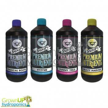Snoop's Premium Nutrients - Boosts & Additives