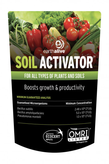 Earth Alive Soil Activator - Root Probiotic & Soil Conditioner