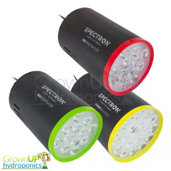 Spectron LED Grow Lights - Blue, Red or Both - 25W