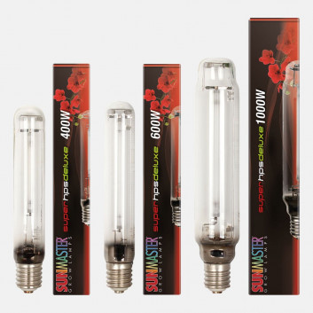 Sunmaster Super HPS Deluxe Grow Lamps