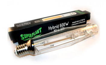 SuperPlant 600w Hybrid Lamp - MH and HPS